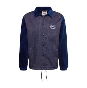 DENHAM Přechodná bunda  modrá džínovina