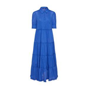 LAUREL Košilové šaty  modrá