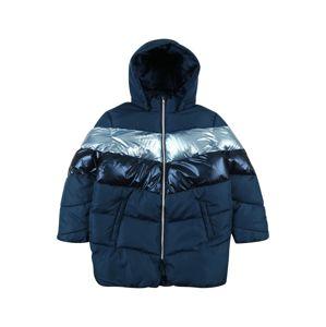 NAME IT Přechodná bunda  tmavě modrá / azurová