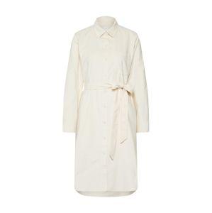 GAP Košilové šaty  krémová