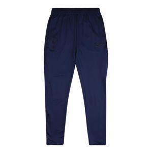 NIKE Sportovní kalhoty 'Tottenham Hotspur'  tmavě modrá
