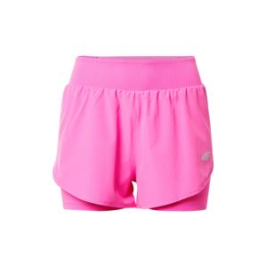 4F Sportovní kalhoty  pink