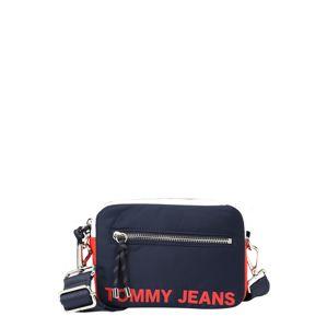 Tommy Jeans Taška přes rameno ' ITEM CROSSOVER RWB'  modrá / červená / bílá