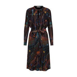 POSTYR Šaty  mix barev / černá