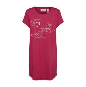 TRIUMPH Tričko na spaní  rubínově červená