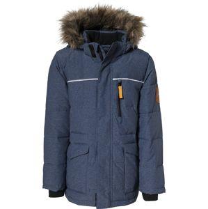 NAME IT Zimní bunda  chladná modrá