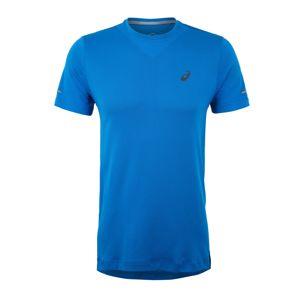 ASICS Funkční tričko 'SEAMLESS SS'  královská modrá
