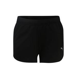 PUMA Sportovní kalhoty 'RTG 3` Shorts'  černá