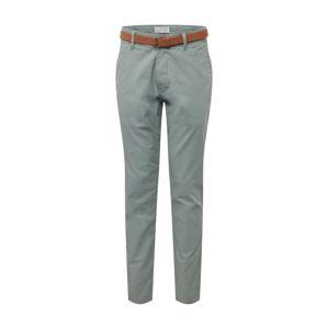 ESPRIT Chino kalhoty  světlemodrá
