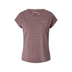 ENDURANCE Funkční tričko 'Limko'  šeříková