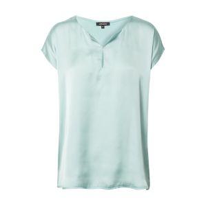 MORE & MORE Tričko  aqua modrá