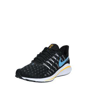 NIKE Běžecká obuv 'Air Zoom Vomero 14'  modrá / oranžová / černá