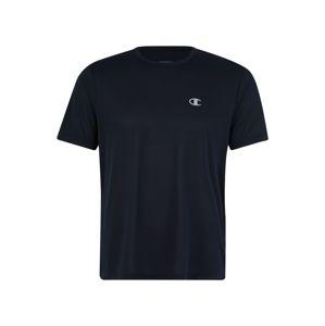 Champion Authentic Athletic Apparel Funkční tričko  námořnická modř