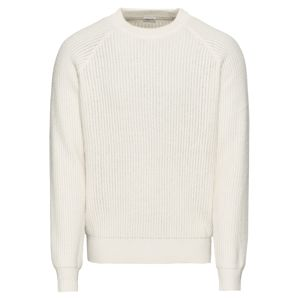 Filippa K Svetr 'M. Wave Stitch Sweater'  offwhite