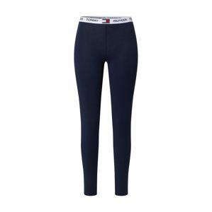 TOMMY HILFIGER Pyžamové kalhoty  námořnická modř / bílá