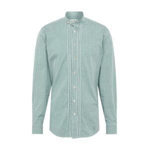 ALMSACH Košile  jedle / bílá