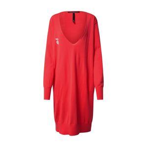 10Days Šaty  červená