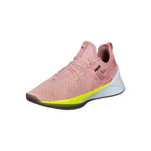 PUMA Sportovní boty 'Jaab XT'  svítivě žlutá / růžová / bílá