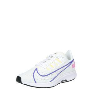 NIKE Běžecká obuv 'W AIR ZOOM PEGASUS 36 JDI'  fialová / pink / bílá