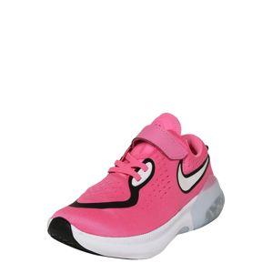 NIKE Sportovní boty 'Joyride'  pink / černá / bílá