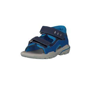 Pepino Otevřená obuv  modrá / nebeská modř / tmavě modrá