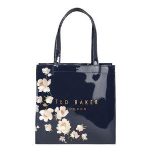 Ted Baker Nákupní taška 'fraicon'  tmavě modrá / bílá