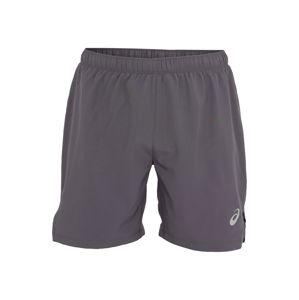 ASICS Sportovní kalhoty 'SILVER'  tmavě šedá
