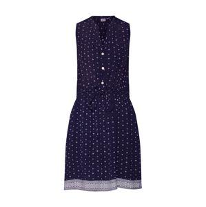 GAP Košilové šaty  námořnická modř / bílá