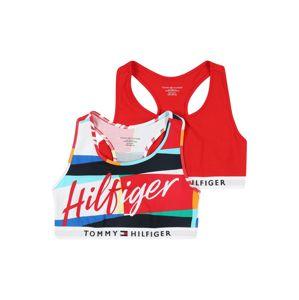 Tommy Hilfiger Underwear Podprsenka  červená / tmavě modrá
