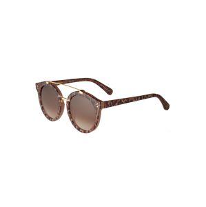 Stella McCartney Sluneční brýle 'SC0054SI 50'  hnědá / béžová