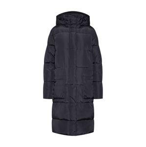 Basic Apparel Zimní kabát 'Dagmar'  černá