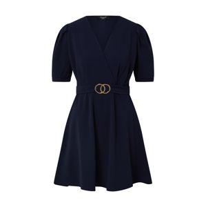 SISTERS POINT Šaty 'NEX-DR'  námořnická modř