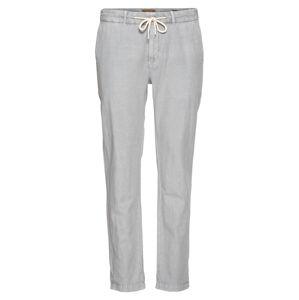 SCOTCH & SODA Kalhoty 'WARREN'  světle šedá