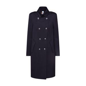DRYKORN Přechodný kabát 'BUCKEY'  černá