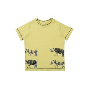 ESPRIT Tričko  žlutá / pastelově žlutá