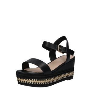 ALDO Páskové sandály 'MAUMA'  černá