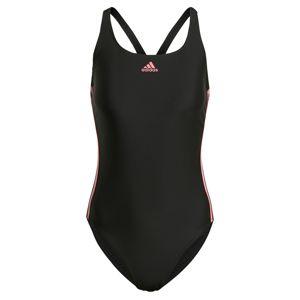 ADIDAS PERFORMANCE Sportovní plavky  černá / růže