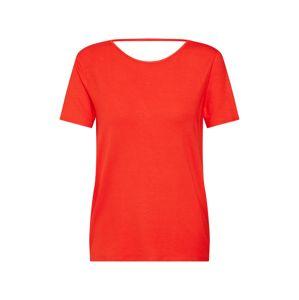 Noisy May Tričko 'BEHANNA'  ohnivá červená