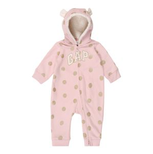 GAP Overal 'ARCH ZIP 1PC'  pink