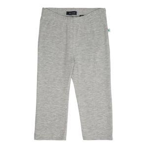 BLUE SEVEN Kalhoty  šedý melír