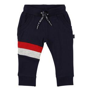 Noppies Kalhoty 'Mabopane'  marine modrá / světle červená / bílá