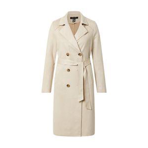 NEW LOOK Přechodný kabát  béžová