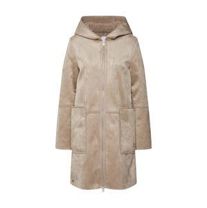 GREYSTONE Zimní kabát  šedobéžová