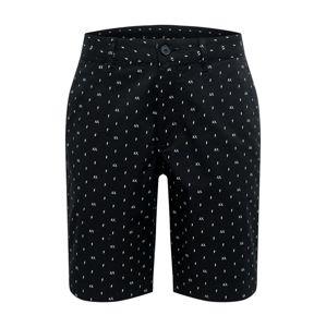 ARMANI EXCHANGE Kalhoty '3HZS10'  černá