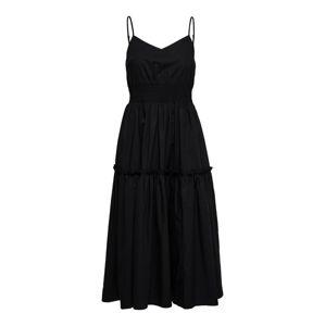 SELECTED FEMME Letní šaty  černá