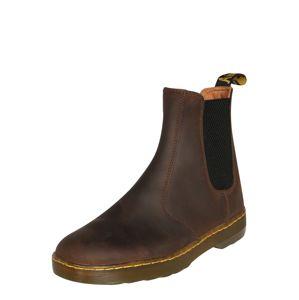Dr. Martens Chelsea boty 'Harrema'  kaštanově hnědá