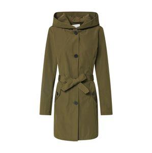 S.Oliver Přechodný kabát  tmavě zelená