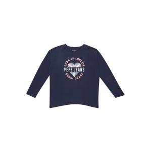 Pepe Jeans Tričko 'ALEJANDRA'  námořnická modř