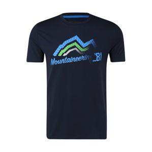 KILLTEC Funkční tričko  námořnická modř