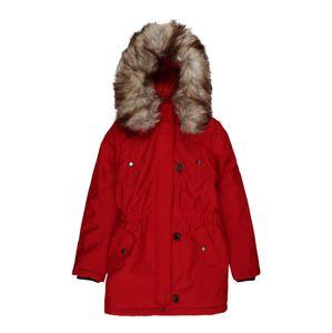 KIDS ONLY Zimní bunda 'IRIS'  červená